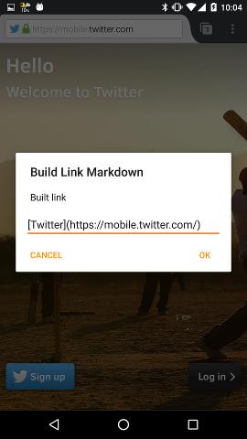 build-link-markdown
