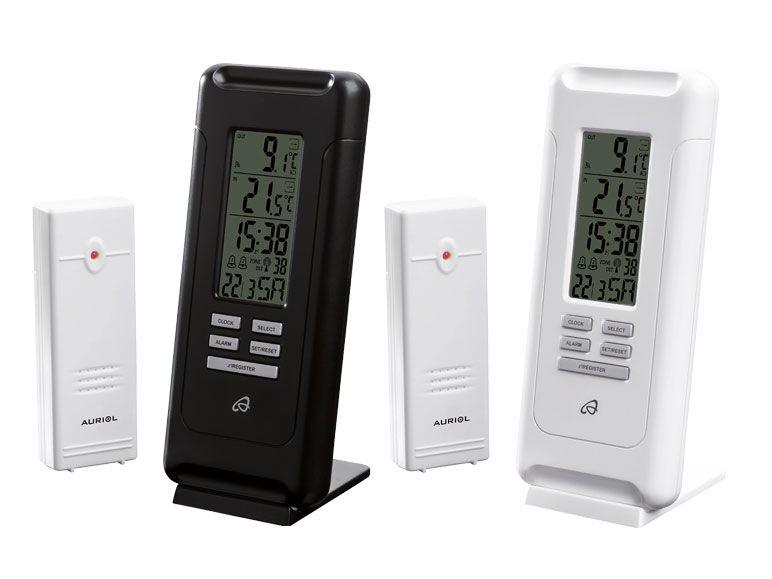 auriol-temperaturstation