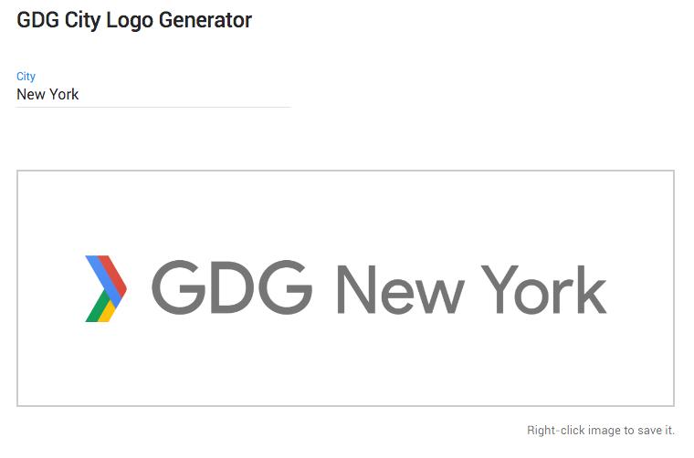 DevSite Logo Generator