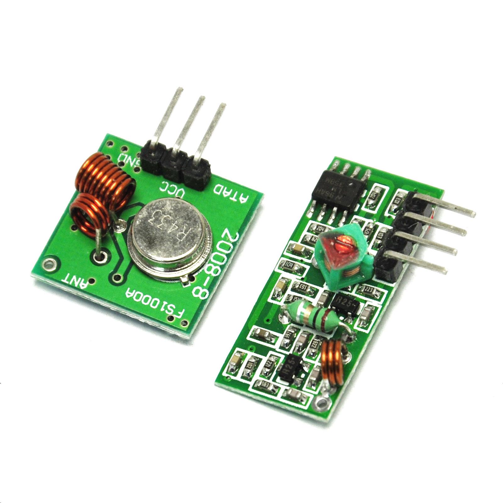 433Mhz RF modules