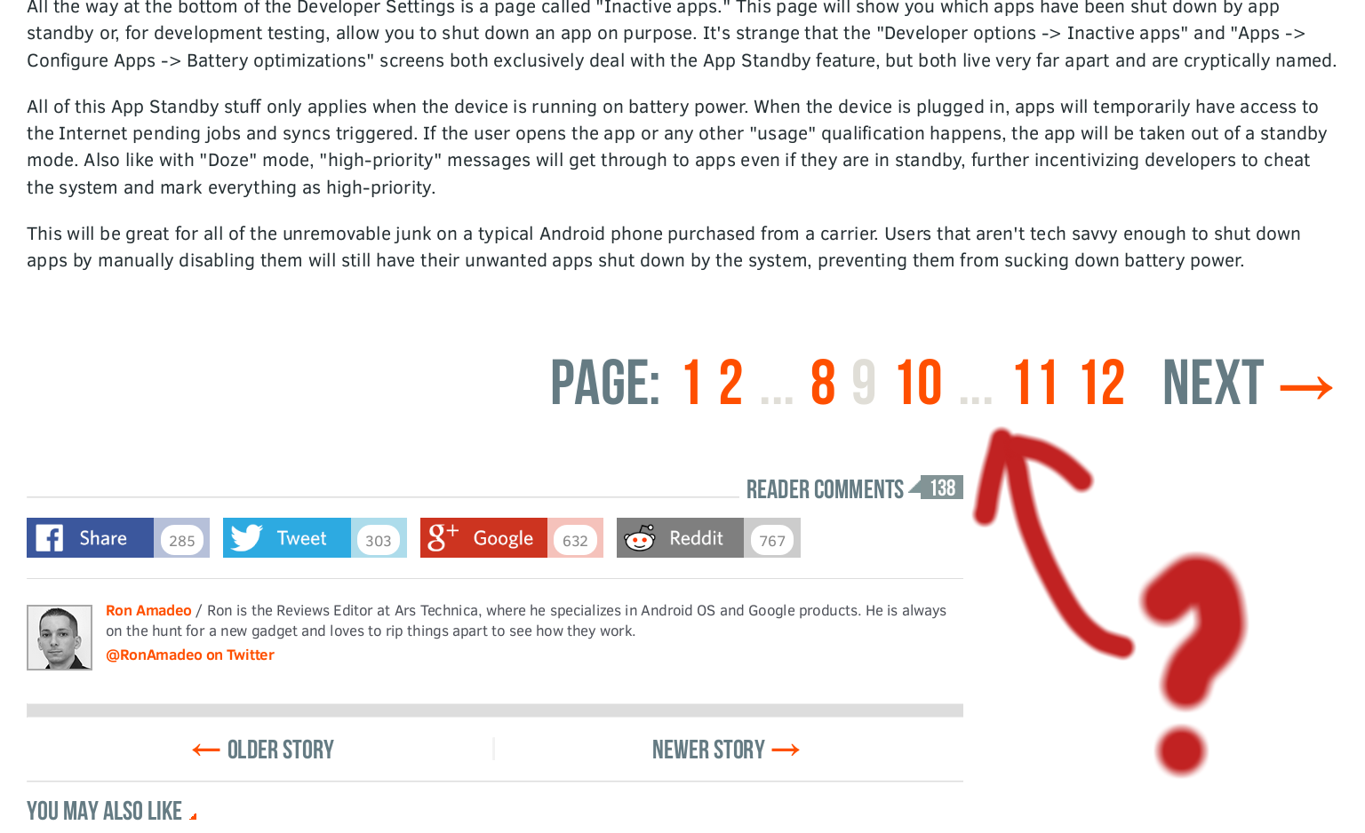 arstechnica pagination fail