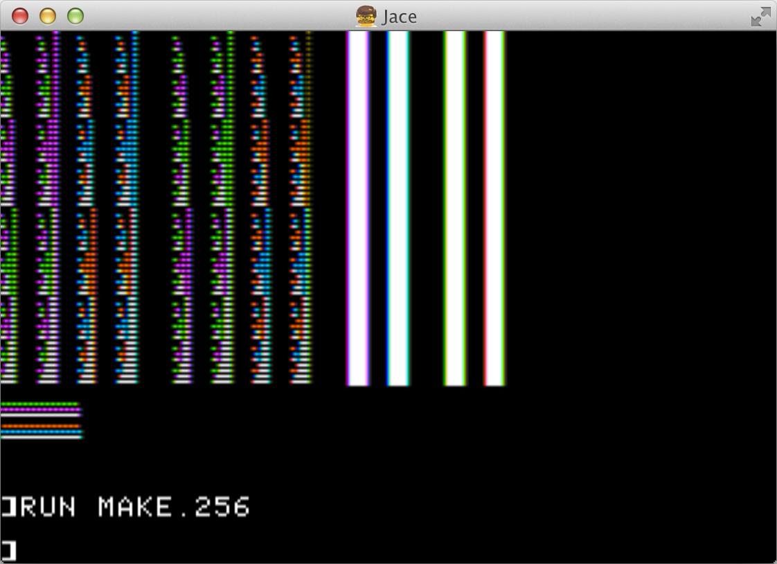 make 256 jace