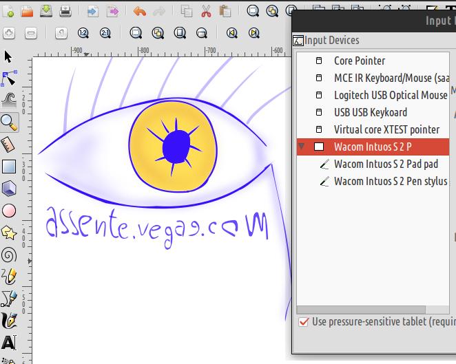 Inkscape Mypaint Linux