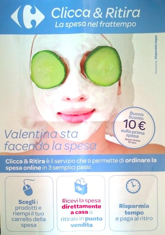 Carrefour spesa online cliccaeritira