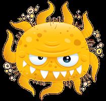 The BugSwarm Mascot