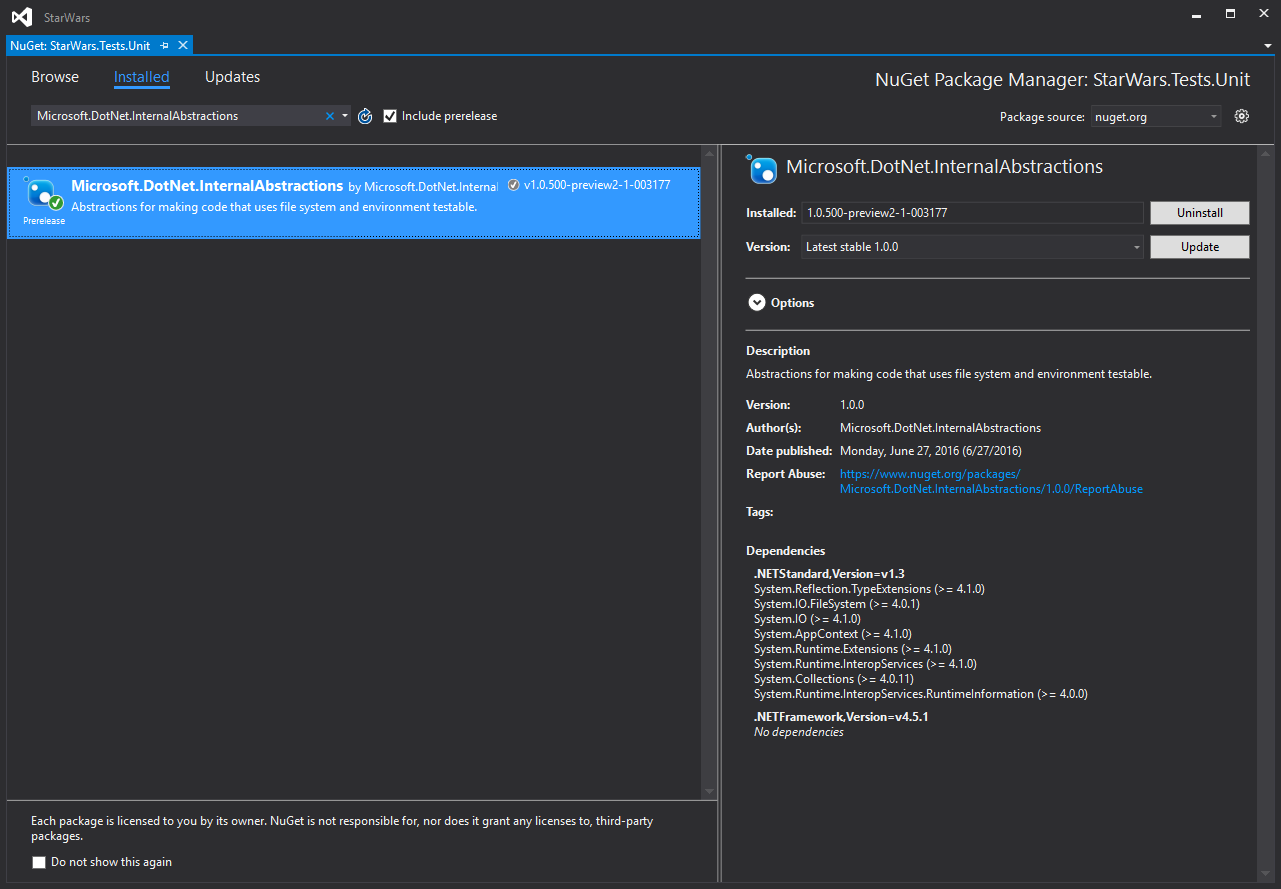 microsoft-dotnet-internal-abstractions-nuget