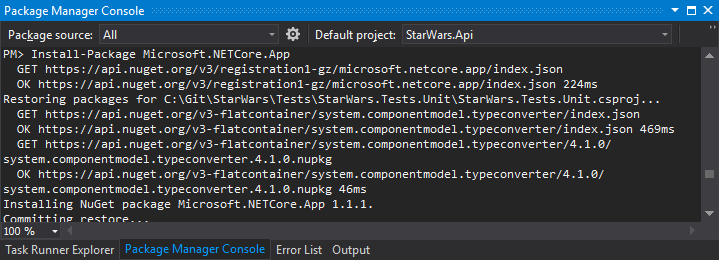 package-manager-console-netcore-app-upgrade