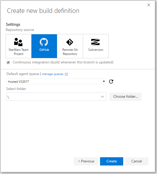 vsts-new-build-definition-github-hosted-vs2017