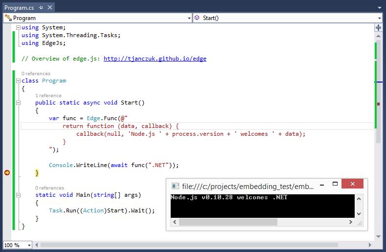 Scripting Node from C#