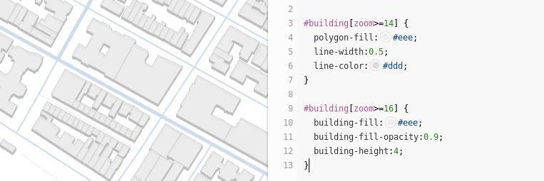 Building symbolizer