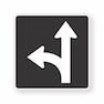 through left