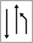 merge to left