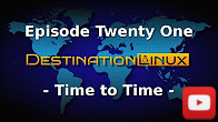 Airtime of CinnVIIStarkMenu on Destination Linux Podcast