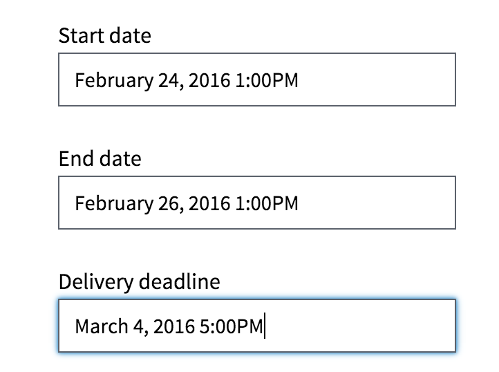 screenshot of micro-purchase admin panel