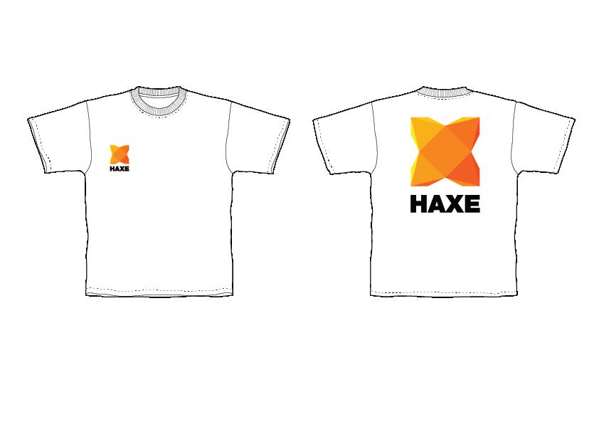haxe_tshirt_v01_white tee 0