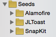 Seeds-in-Xcode