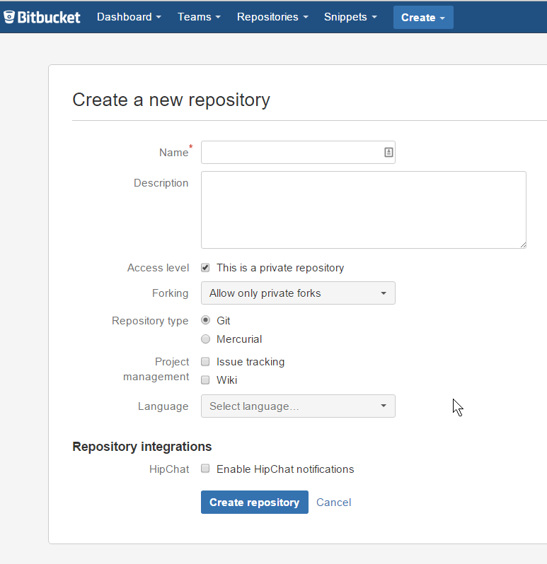 bitbucket-create-repo