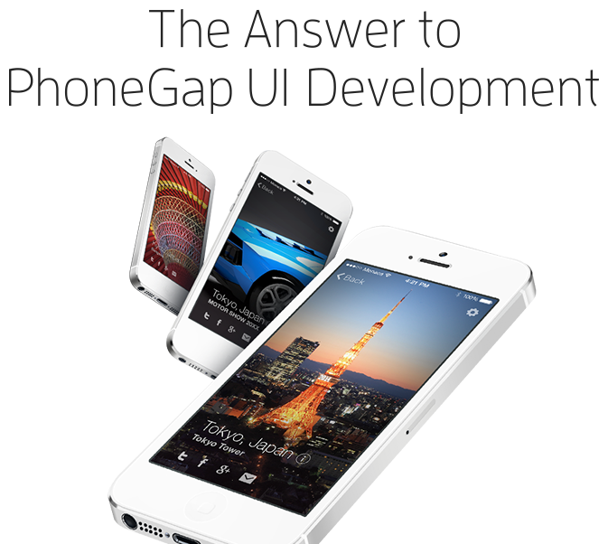 The Answer to PhoneGap UI Development