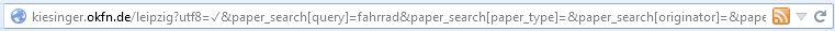 Abonnieren mit Firefox
